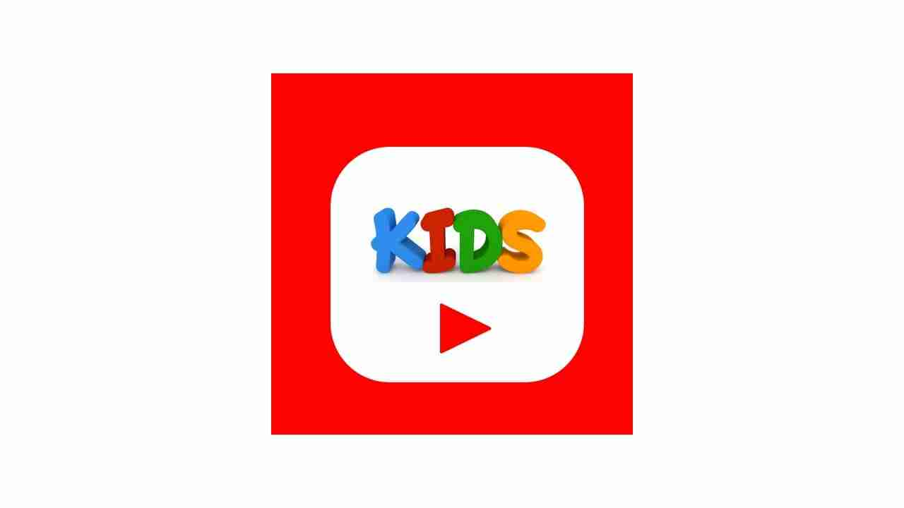 Kids for YouTube