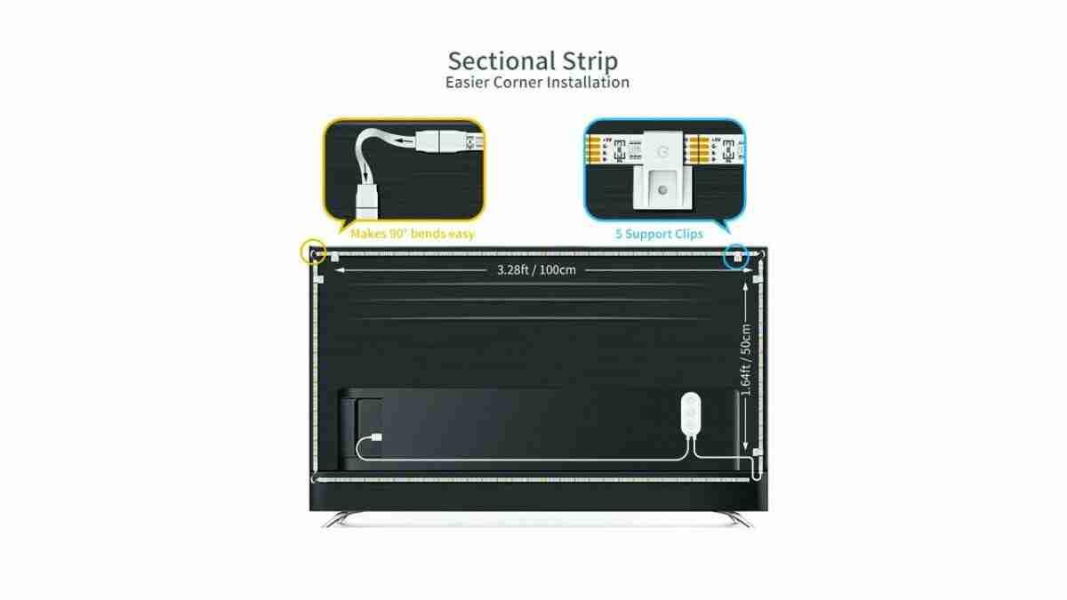 LED TV Backlight
