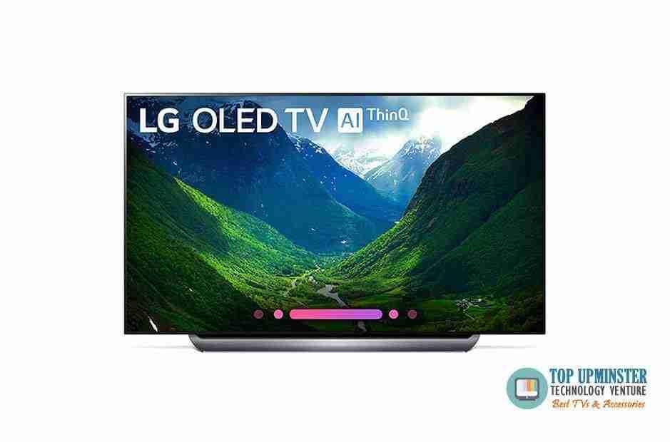 LG C8 Series 4K OLED TV