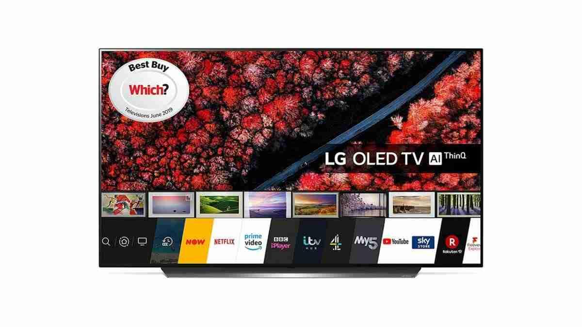 LG Electronics OLED55B9PLA 55