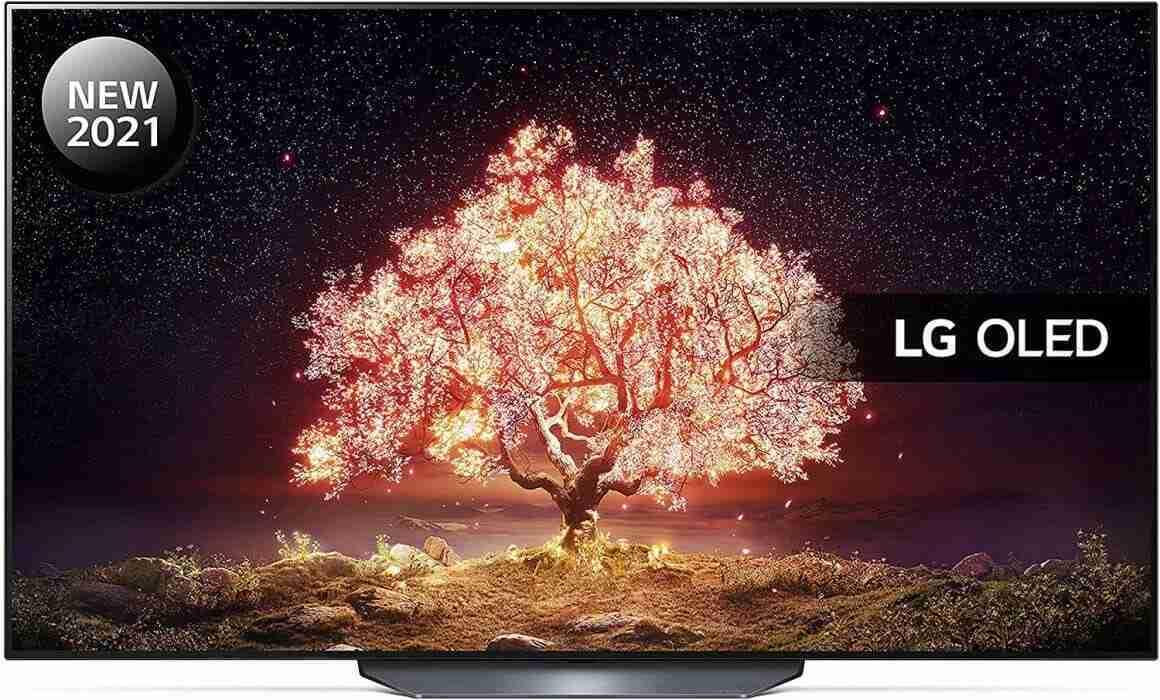 LG OLED55B16LA 55 inch 4K UHD HDR Smart OLED TV