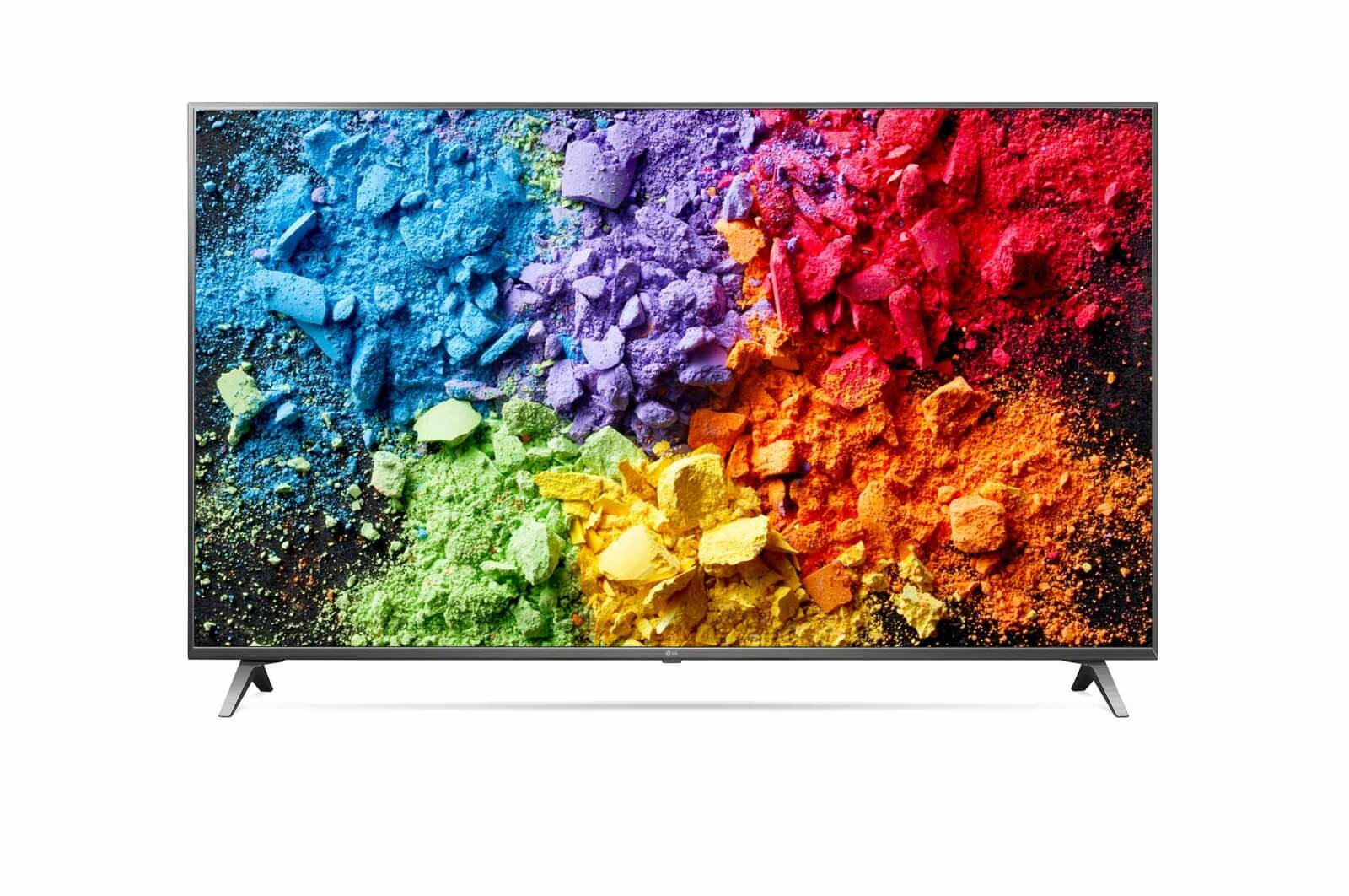 LG SK8000 SK8000PLB SK8000PUA 65-Inch 55-Inch 49-Inch Super UHD 4K HDR Premium Smart LED TV with Freeview Play