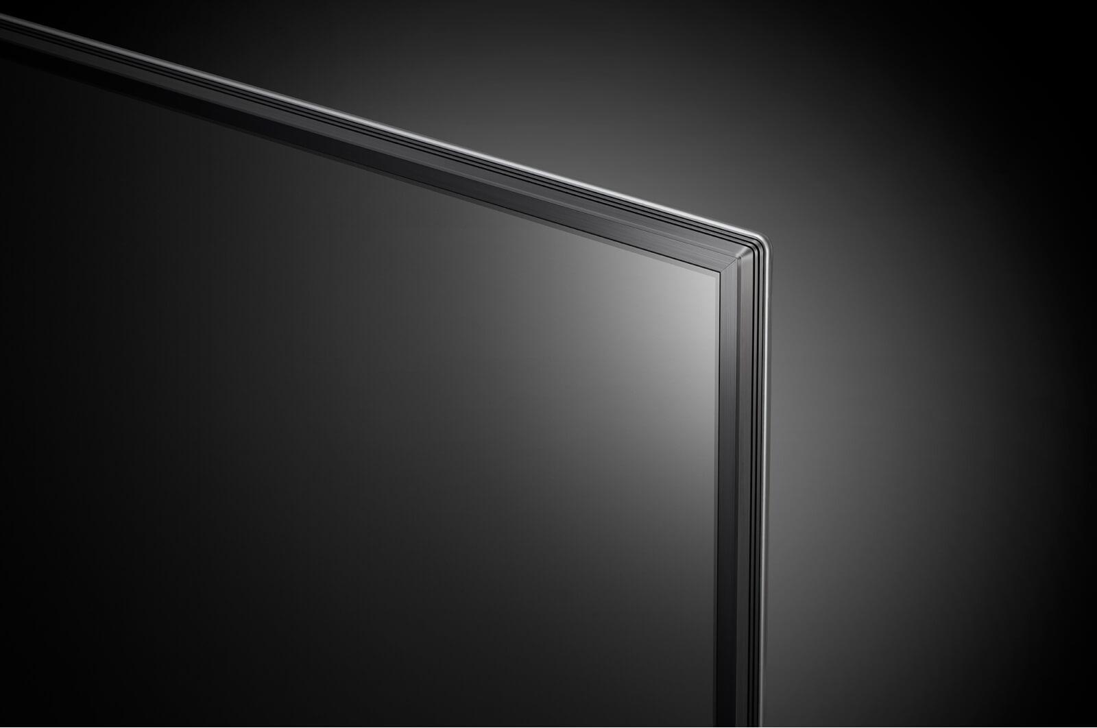 LG SK8000 Super UHD 4K HDR Premium Smart LED TV with Freeview Play - Brilliant Titan Bezel