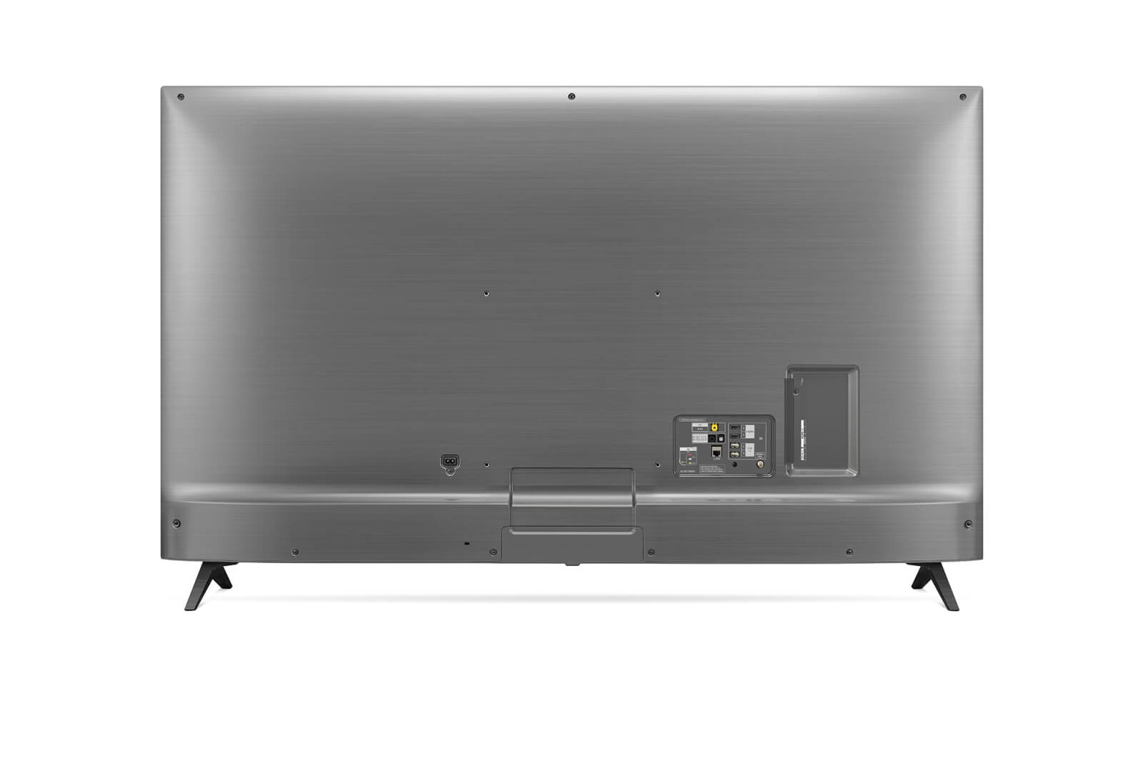 LG SK8000 Super UHD 4K HDR Premium Smart LED TV with Freeview Play - Brilliant Titan back input output