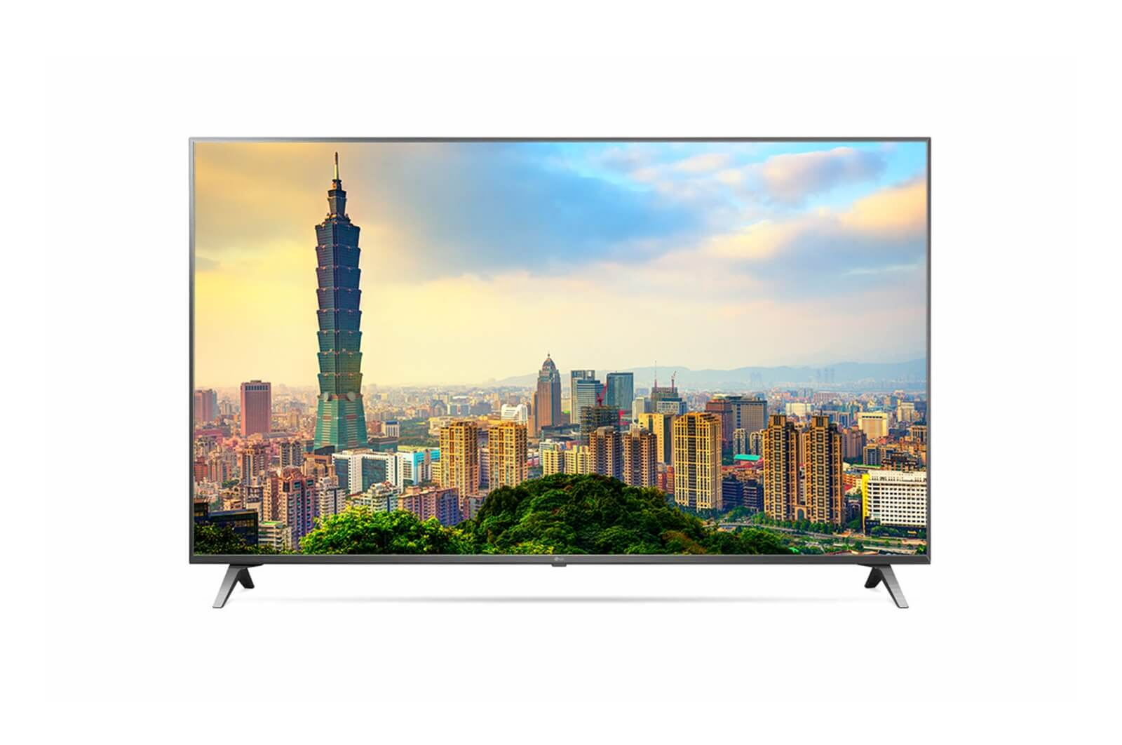 LG SK8000 Super UHD 4K HDR Premium Smart LED TV with Freeview Play - Brilliant Titan