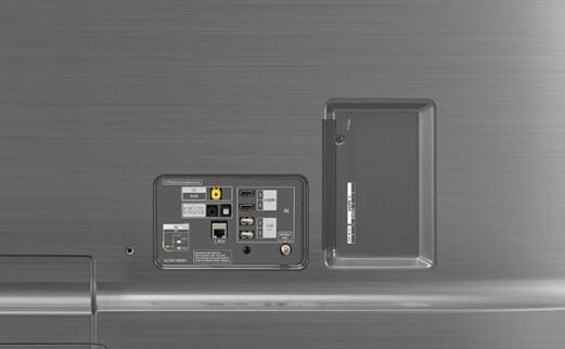 LG SK8000 input output hdmi usb composite
