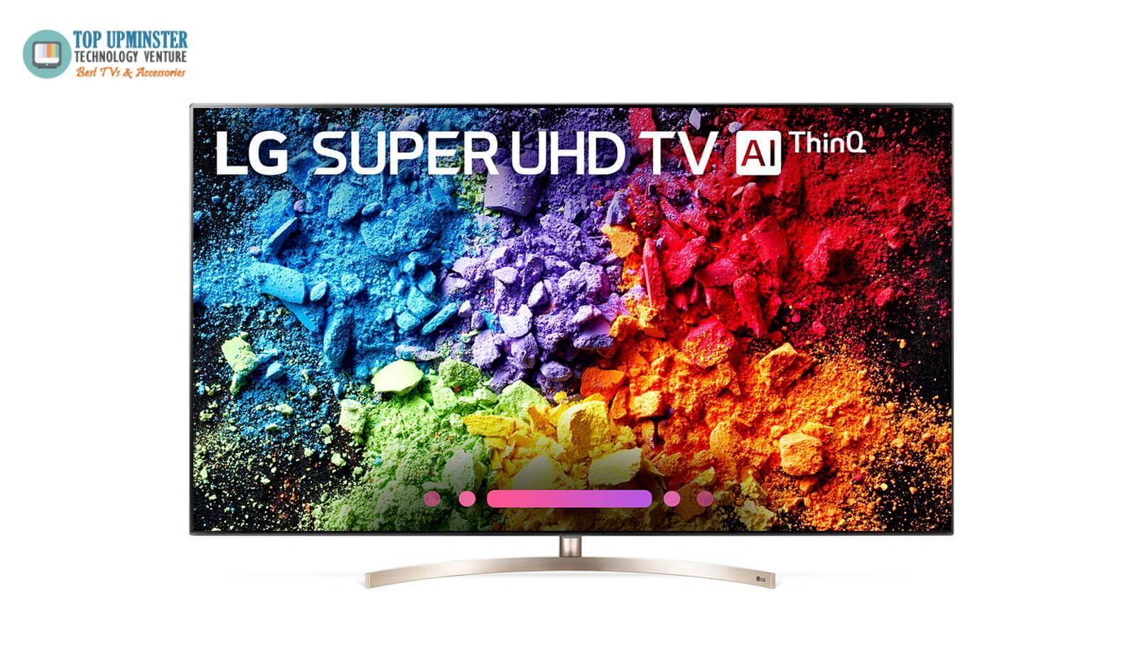 LG Super Ultra HD 4K Smart TV