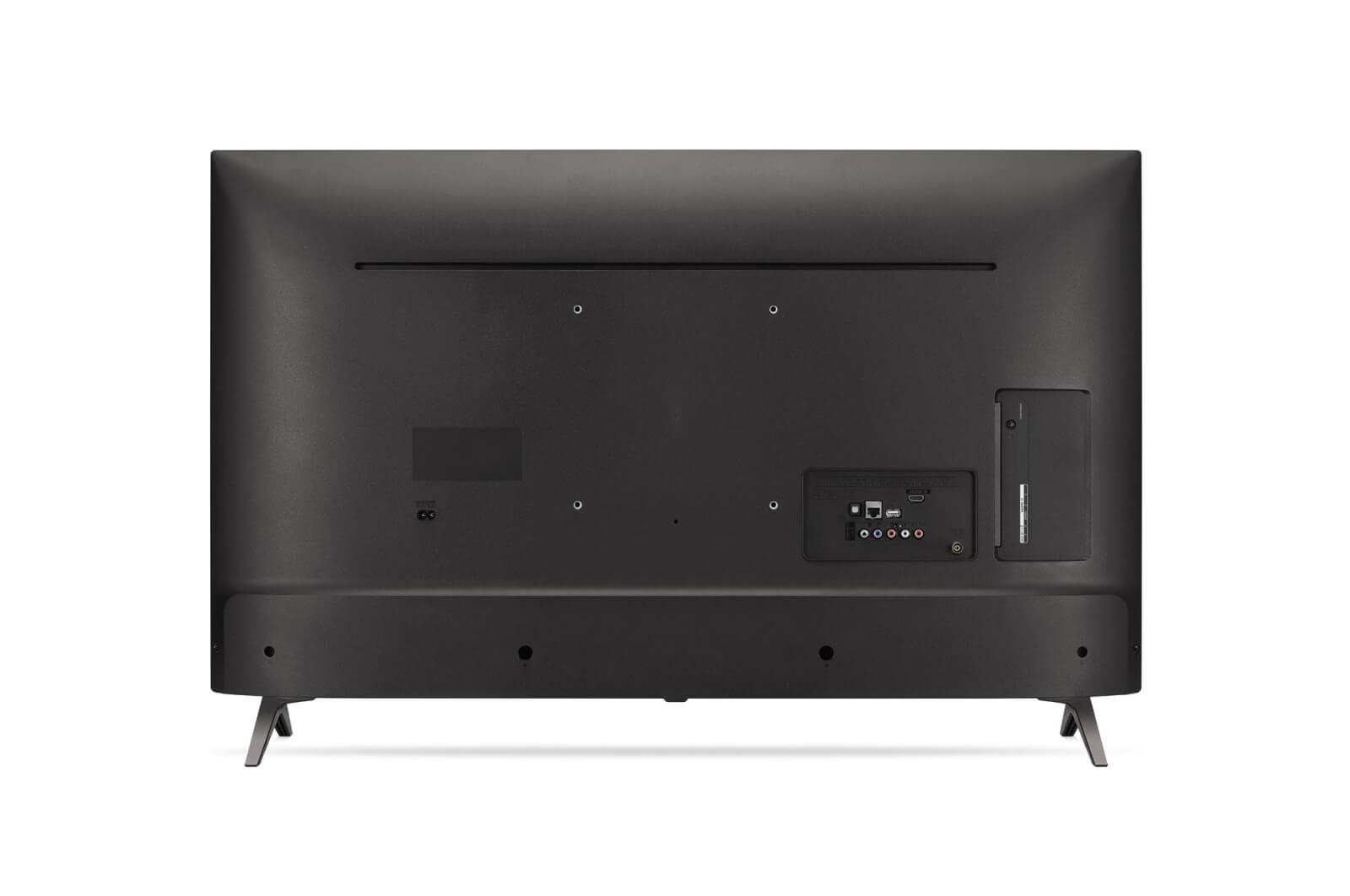 LG UK6300 ULTRA HD 4K TV Back