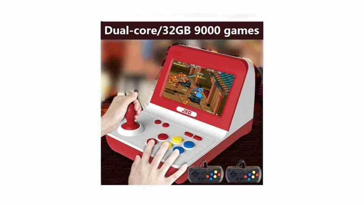 Nostalgic Arcade Game