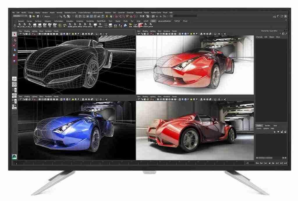 Philips Brilliance 4K LCD Display BDM4350UC