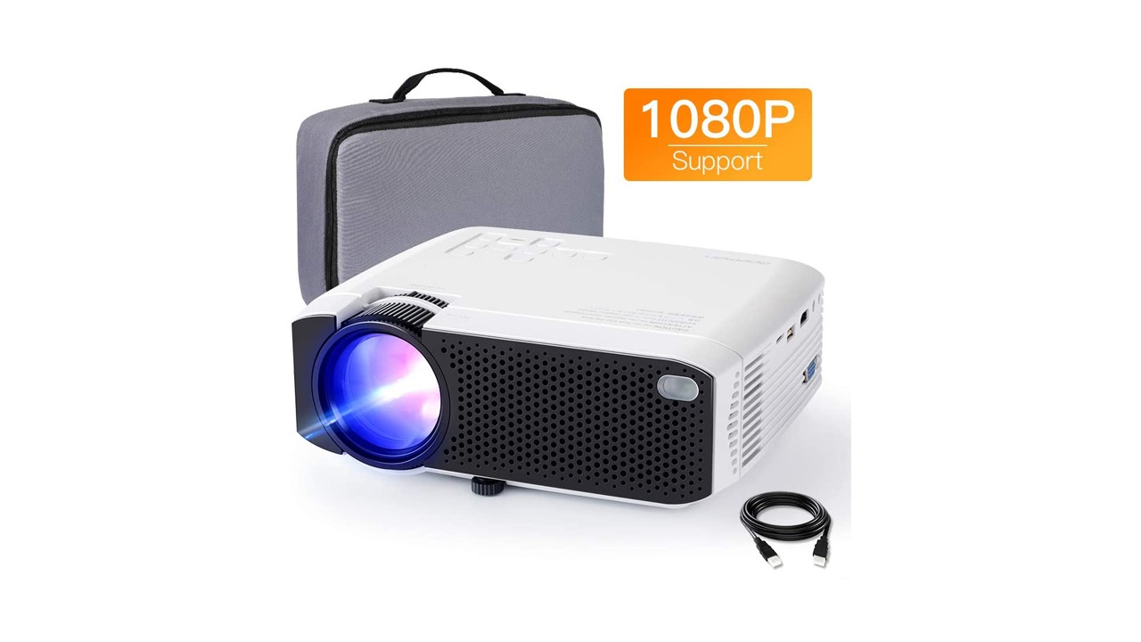 Projector APEMAN Mini Videoprojector Portable