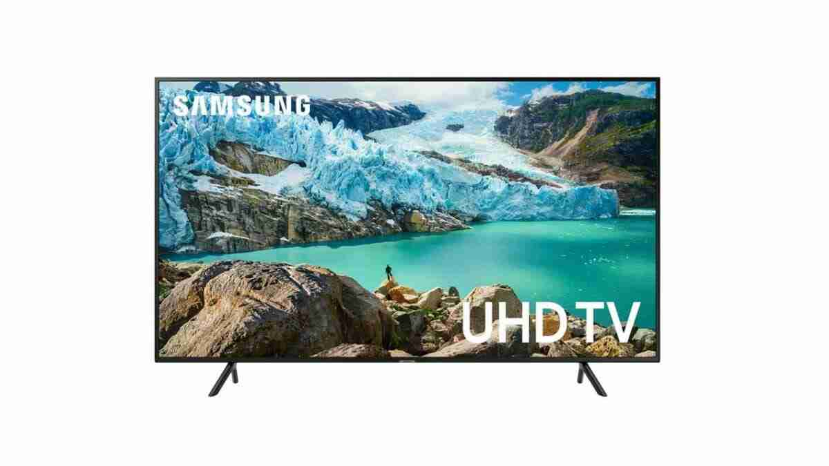 SAMSUNG 75 inches