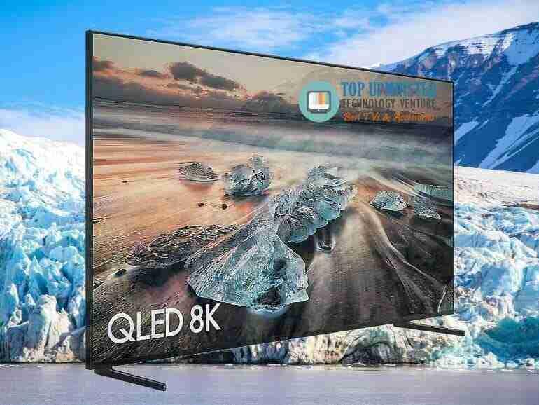 top 5 BEST-SELLING TVs Samsung QLED 8K