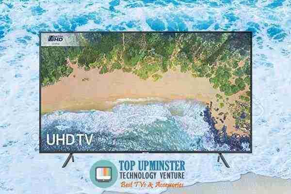 top 5 BEST-SELLING TVs Samsung UE49NU7100
