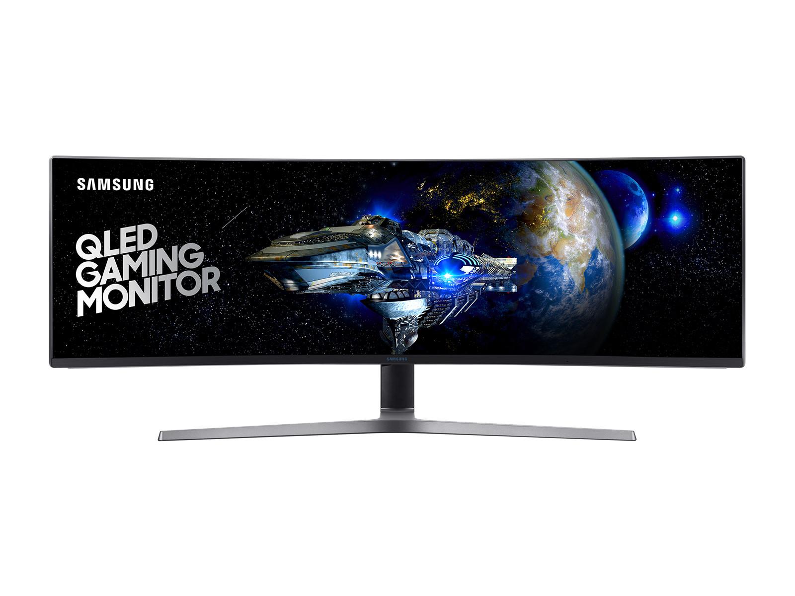 Samsung Ultra Wide Gaming Monitor Amazon UK Quantum Dot