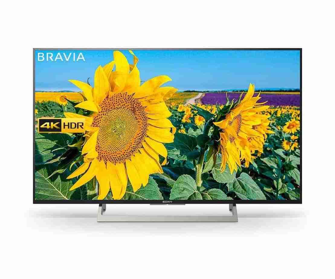 Sony Bravia XF80 4K HDR TV