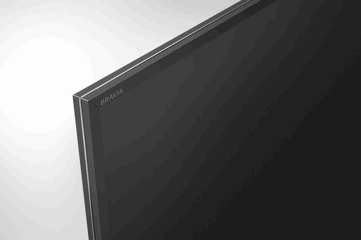Sony Bravia XF80 frame