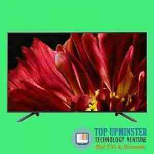 Best TV Sony Master Series Z9F TV