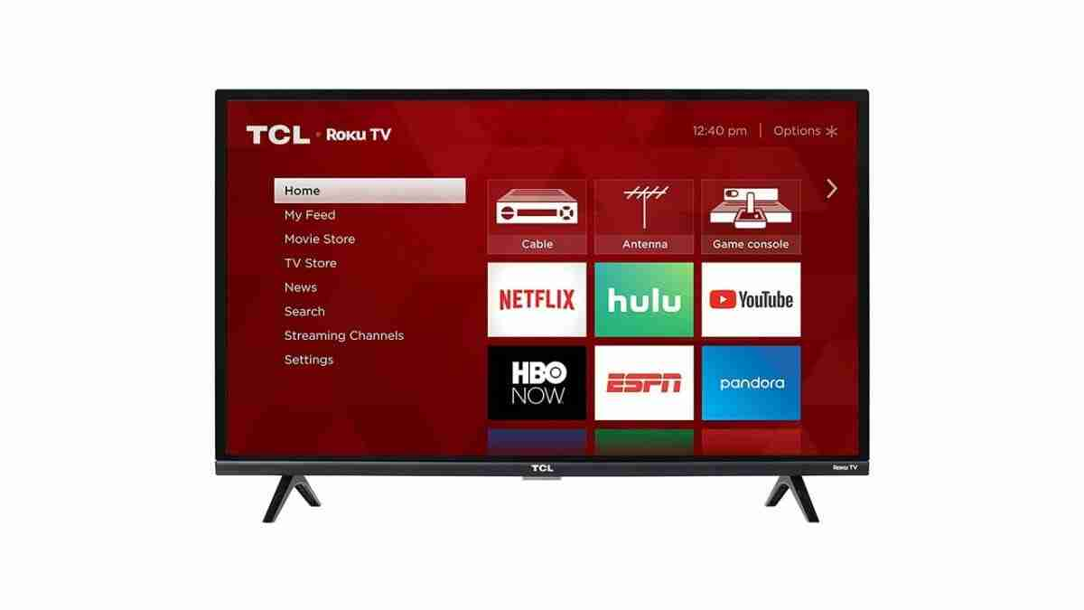 tv dimensions TCL