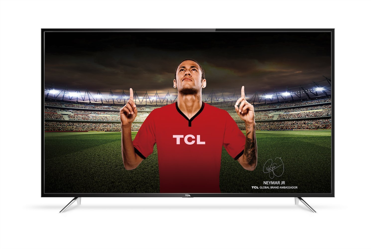 TCL 55DP608 55 Inch 4K UHD HDR TV with Smart Freeview Play Ultra HD 4K HDR TV Hot Deals 2018 most affordable