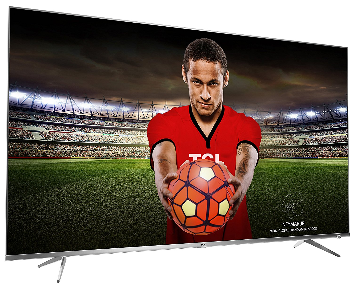 TCL 65DP648 65 Inch 4K Ultra Thin UHD HDR TV with Smart Freeview Play Ultra HD 4K HDR TV Hot Deals 0218