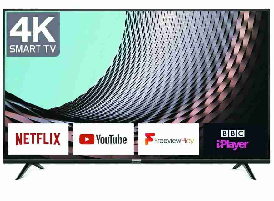 TCL Smart TV with Alexa
