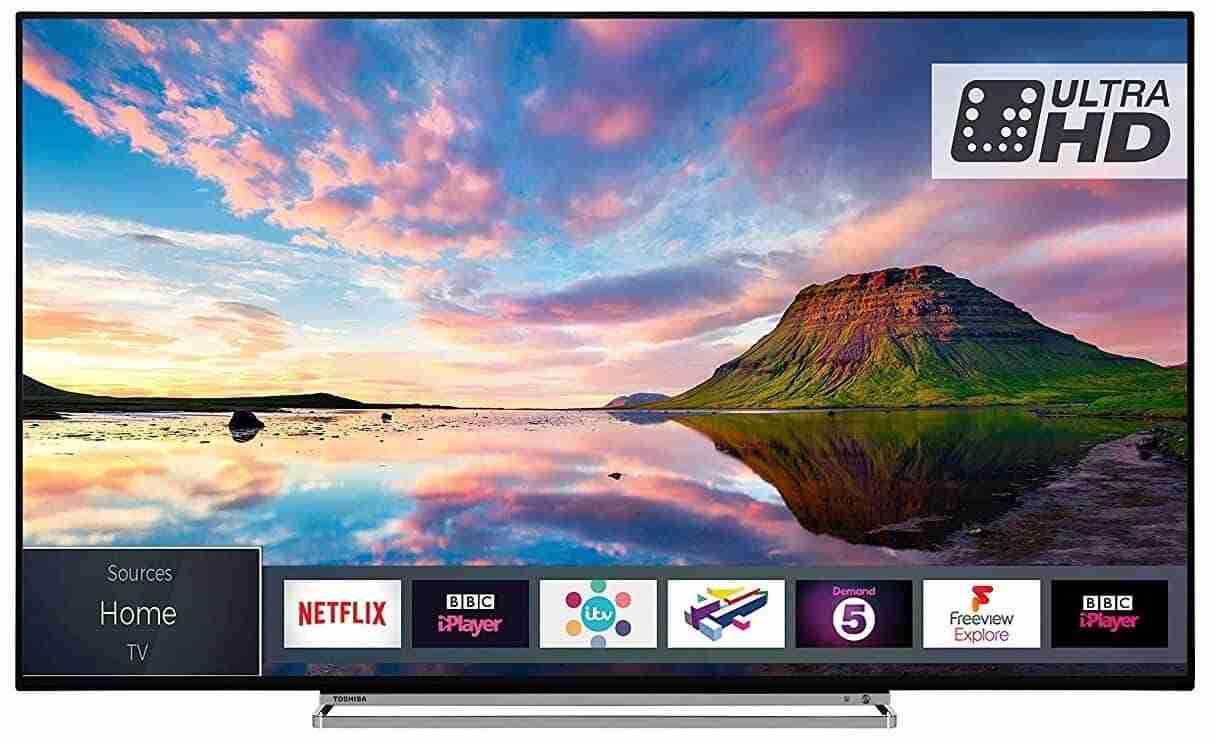 Toshiba 55U5863DB Smart 4K Ultra HD HDR LED TV
