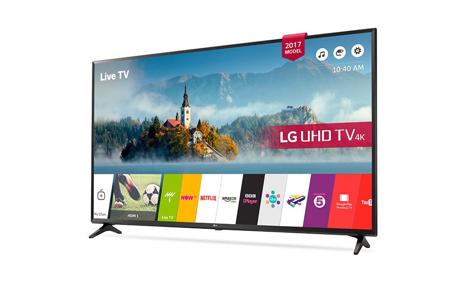 Best 49-Inch Ultra HD 4K Smart TV