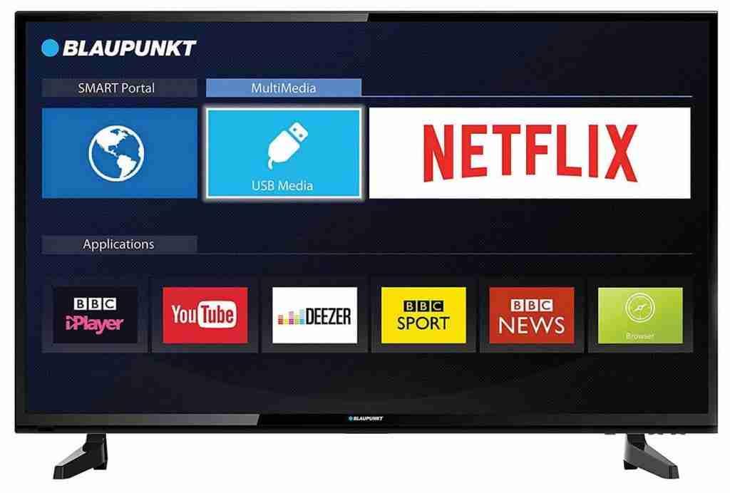 lightweight 32-inch TV UK
