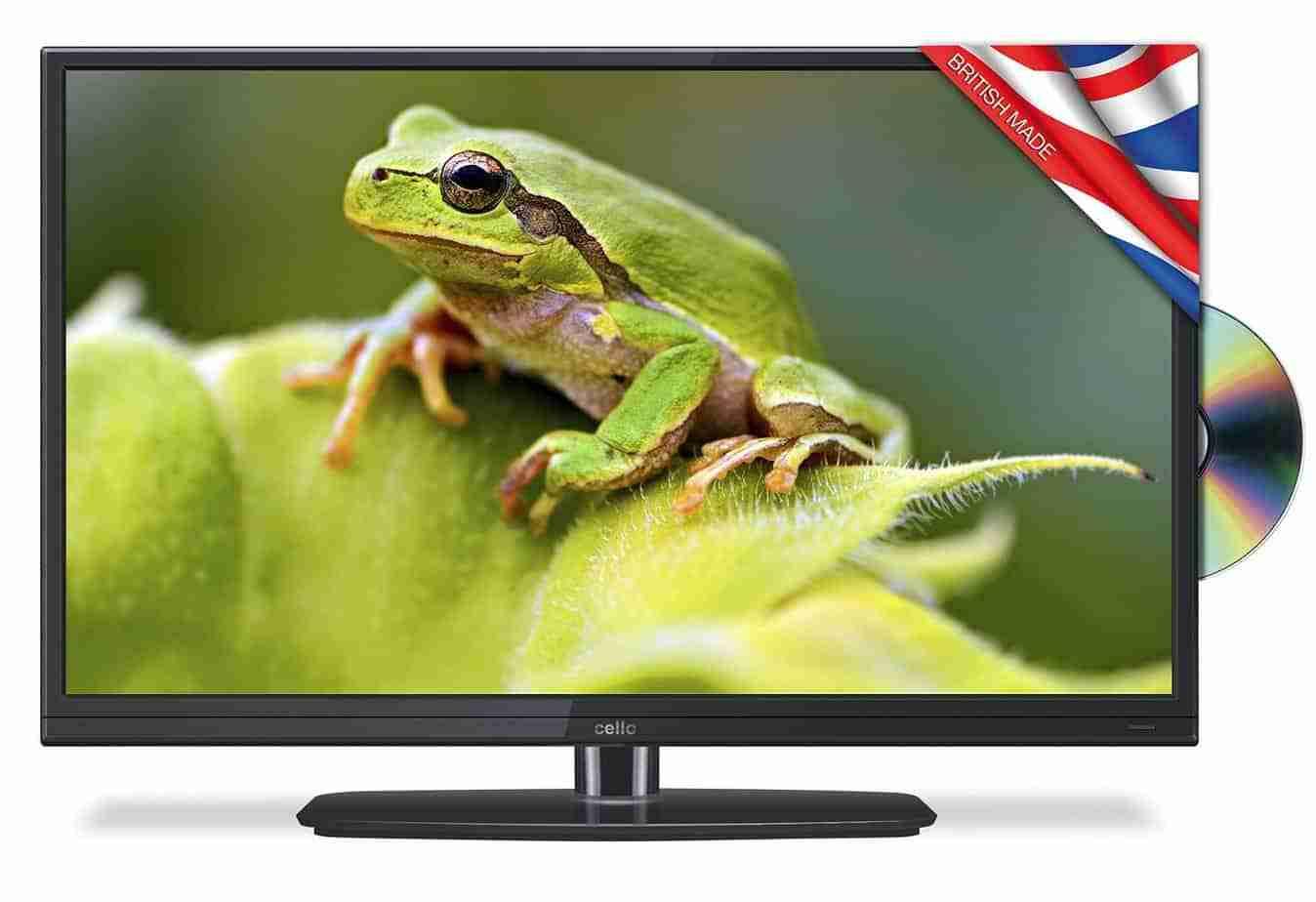 Cello C22230F 22-inch TV for Motorhome