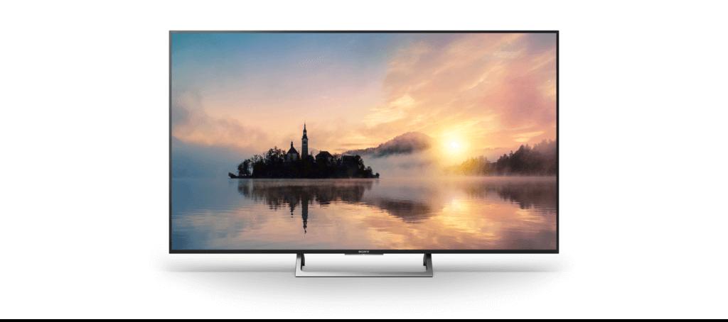 UK Black Friday Sale TV 4K HDR