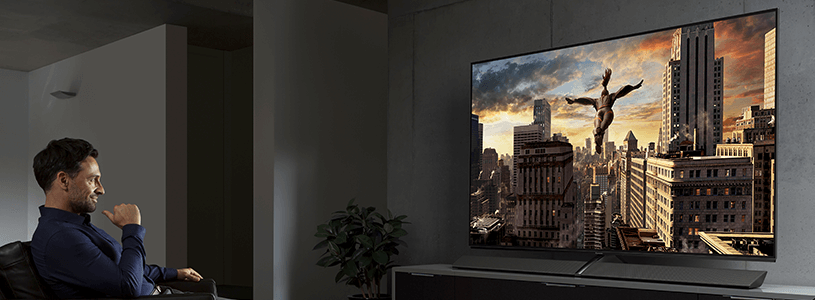 Panasonic 2018 OLED TV FZ950 FZ800