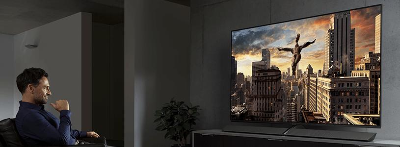 Panasonic 2018 OLED TV FZ950 FZ800