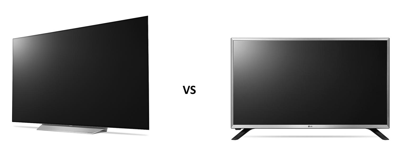 4k tv vs regular