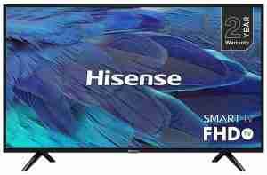Best 40-inch smart TV