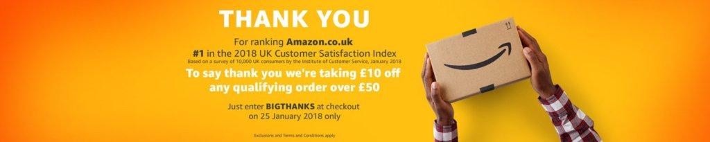 Amazon UK Promo Code