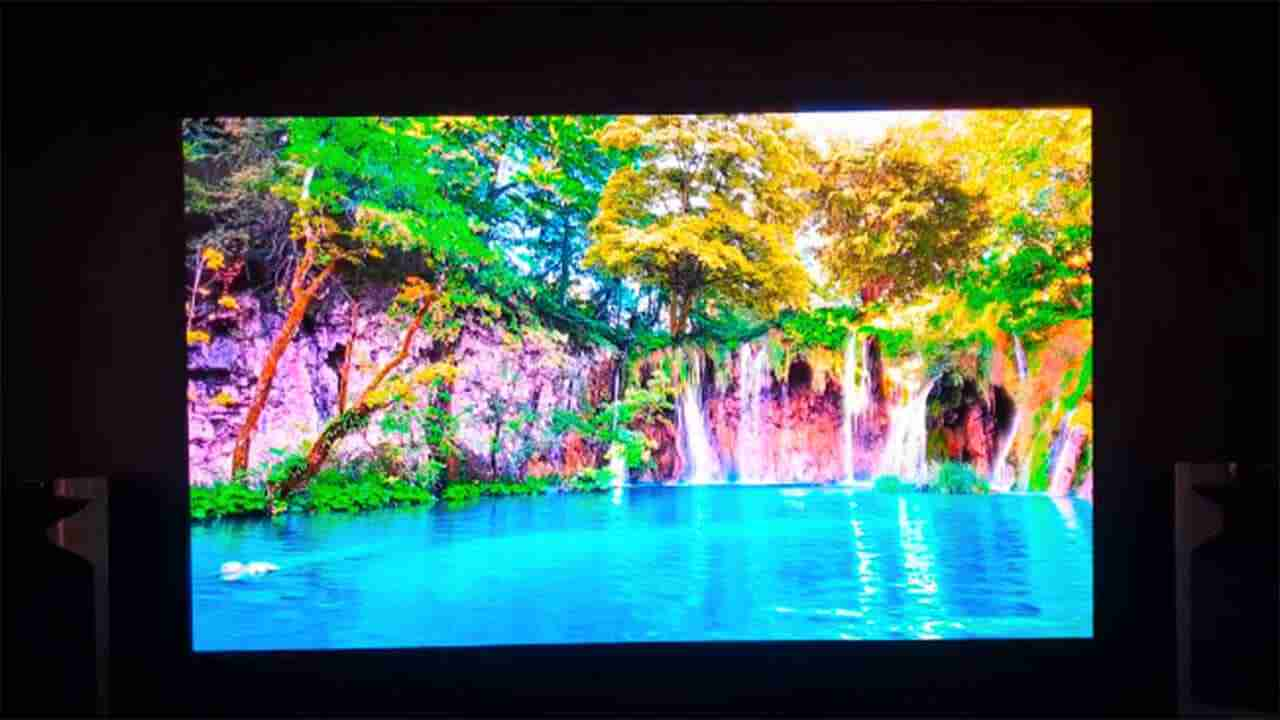 Samsung 73-Inch MicroLED-Based Television