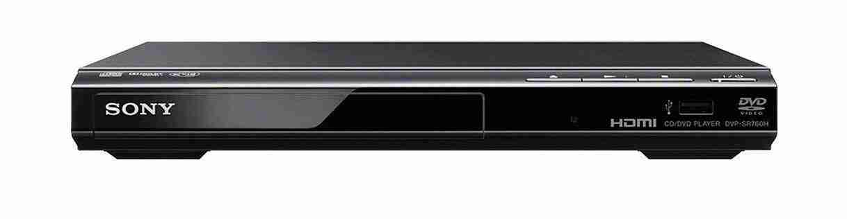 Sony DVPSR760HB.CEK DVD Player