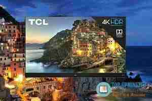 BEST TV TCL 6-Series Roku TV