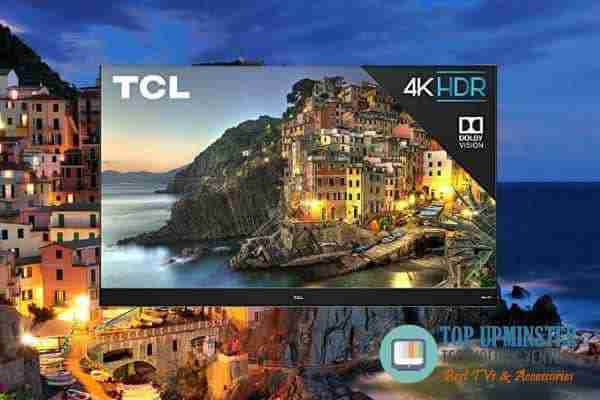tcl 6 series roku tv