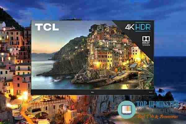 tcl 6 series roku tv