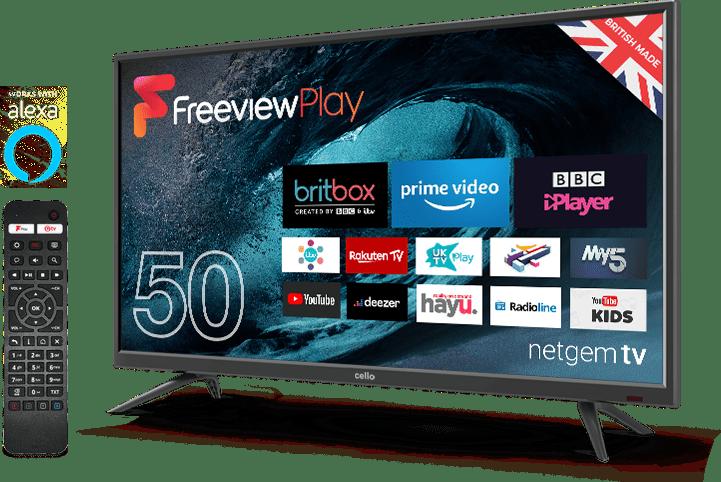 tv with alexa mobile
