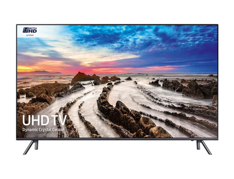 UK Black Friday Sale TV 4K HDR